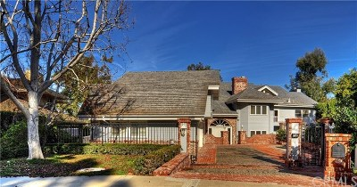 Newport Beach Single Family Home For Sale: 1 Royal Saint George Road