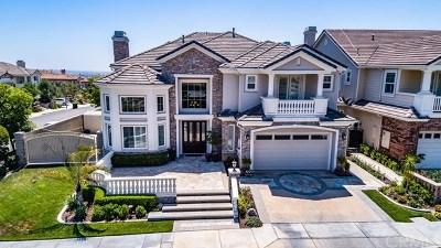 Yorba Linda Single Family Home For Sale: 18450 Couples Court