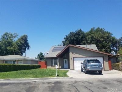 La Habra Single Family Home For Sale: 1011 Buena Vista Avenue