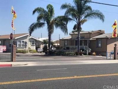 Orange County Mobile Home For Sale: 7887 Lampson Avenue
