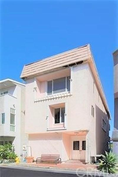 Single Family Home For Sale: 43 B Surfside