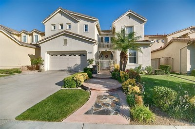 Anaheim, Brea, Buena Park, Fullerton, La Habra, Placentia, Chino, Chino Hills, Ontario Single Family Home For Sale: 2930 Cardamon Lane