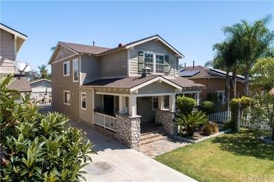 Bellflower Single Family Home For Sale: 9239 Walnut Street