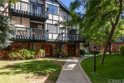 Condo/Townhouse For Sale: 39802 Lakeview Court #17