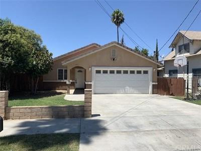 Riverside Single Family Home For Sale: 3415 Dwight Avenue