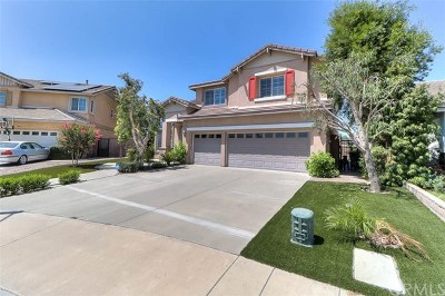 Fontana Single Family Home For Sale: 6270 Chantel Drive