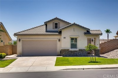 Menifee Single Family Home For Sale: 27909 Panorama Hills Drive