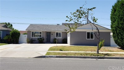 Single Family Home For Sale: 16341 Galaxy Drive