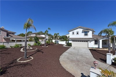 Chula Vista Single Family Home For Sale: 1369 Martin Place