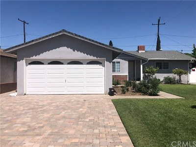 Anaheim Single Family Home For Sale: 1931 E Savoy Avenue