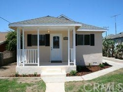 Compton Multi Family Home Active Under Contract: 1317 N Culver Avenue