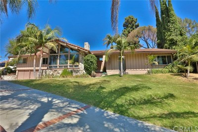 Whittier Single Family Home For Sale: 8404 Colima Road