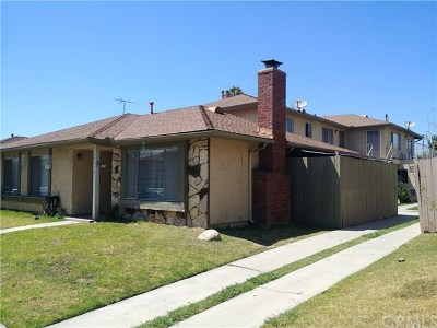 Whittier Multi Family Home Pending: 15919 La Forge Street