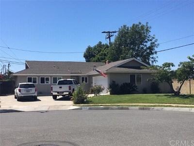 Huntington Beach Single Family Home For Sale: 15001 Hanover Lane