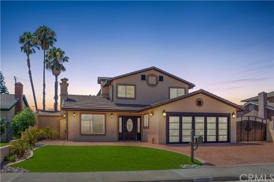 Chino Single Family Home For Sale: 13586 Marsh Avenue