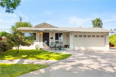 Santa Ana Single Family Home For Sale: 2345 Hans Lane