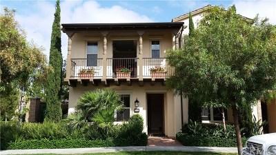 Irvine Condo/Townhouse For Sale: 201 Kempton