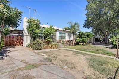 Sylmar Single Family Home For Sale: 12918 Norris Avenue