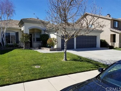 Murrieta Single Family Home For Sale: 38081 Augusta Drive
