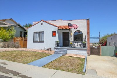 Single Family Home For Sale: 1234 W 17th Street