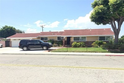 Garden Grove Single Family Home For Sale: 11471 Faye Avenue