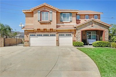Fontana Single Family Home For Sale: 5511 Coralwood Place