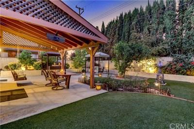 Yorba Linda Single Family Home For Sale: 4111 Casa Loma Avenue
