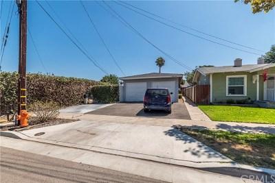 Orange Multi Family Home For Sale: 543 N Parker Street