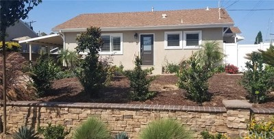 Costa Mesa Multi Family Home For Sale: 1833 Pomona Avenue
