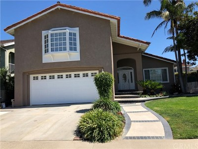 Los Alamitos Single Family Home For Sale: 3692 Toland Avenue