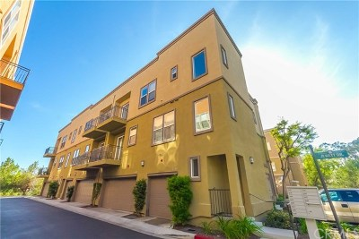 Fullerton CA Condo/Townhouse For Sale: $539,000