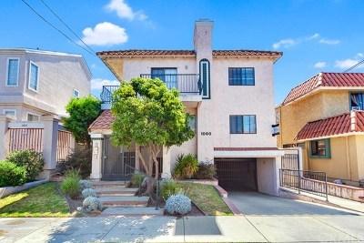 Long Beach Multi Family Home For Sale: 1060 Bennett Avenue