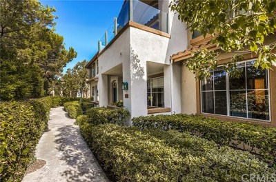 Irvine Condo/Townhouse For Sale: 1703 Solvay Aisle #106