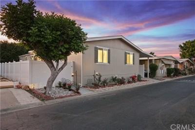 Long Beach Single Family Home For Sale: 3595 Santa Fe Avenue #100