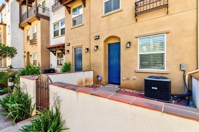 Covina Condo/Townhouse For Sale: 107 Tangelo Place