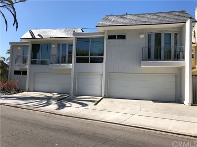 Seal Beach Multi Family Home For Sale: 211 12th Street