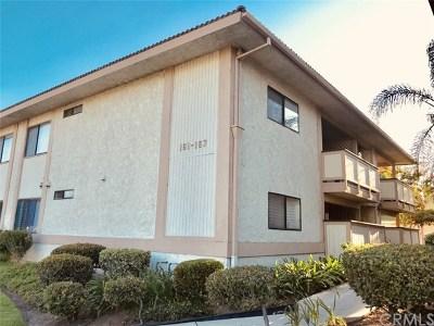 Brea Condo/Townhouse Active Under Contract: 165 S Poplar Avenue #16