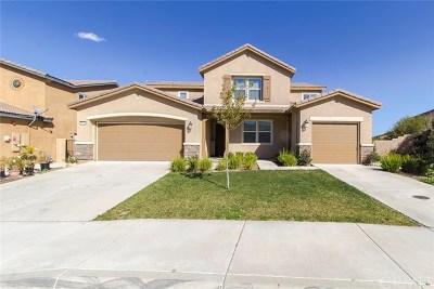 San Bernardino Single Family Home For Sale: 18301 Flowering Plum