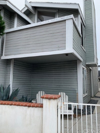 Newport Beach Rental For Rent: 414 E Balboa Boulevard