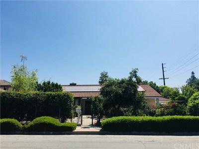 Glendora CA Single Family Home For Sale: $950,000