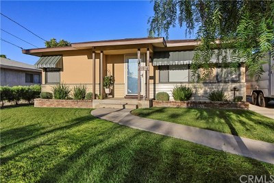 Fullerton Single Family Home For Sale: 214 Edward Avenue