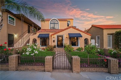Long Beach Single Family Home For Sale: 148 Prospect Avenue