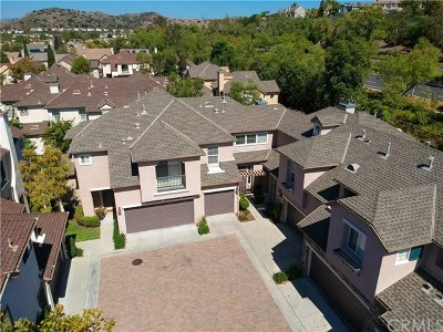Ladera Ranch Condo/Townhouse For Sale: 32 Amesbury Court