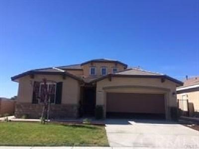 San Bernardino Single Family Home For Sale: 3801 Obsidian Road