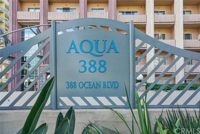 Long Beach Condo/Townhouse For Sale: 388 E Ocean Boulevard #1211
