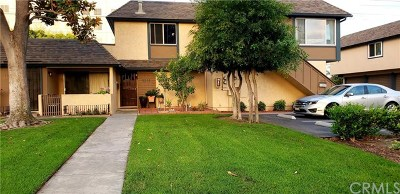 Anaheim Condo/Townhouse For Sale: 1131 S Clifpark Circle #8H