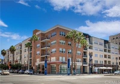 Long Beach Condo/Townhouse For Sale: 300 E 4th Street #403
