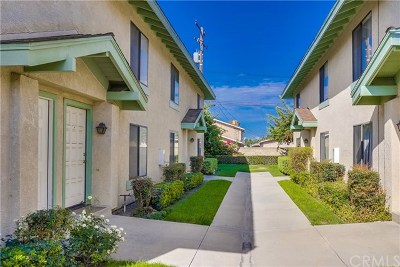 Cypress Condo/Townhouse For Sale: 8791 Moody Street #8