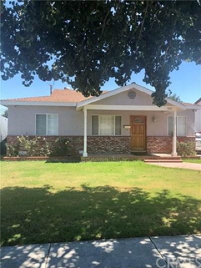 Lakewood Single Family Home For Sale: 5902 Clark Avenue