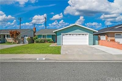 Lakewood Single Family Home For Sale: 5503 Stevely Avenue